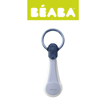 Obcinaczka do paznokci dla dzieci i niemowląt, cążki w etui mineral, BEABA