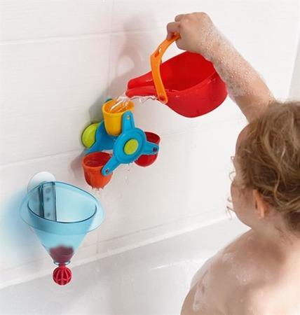 Wodny kulodrom Młynek do kąpieli, do wody dla dzieci, 3+, HABA