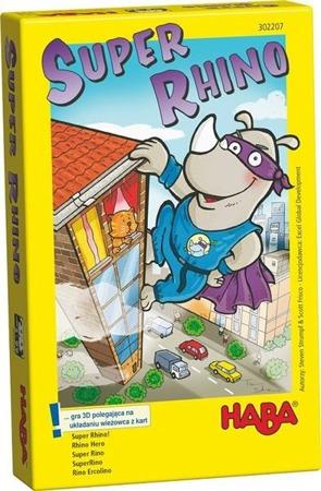 Gra zręcznościowa Super Rhino, Haba (wer. PL)