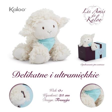 Kaloo Owieczka Waniliowa w pudełku 25 cm kolekcja Les Amis