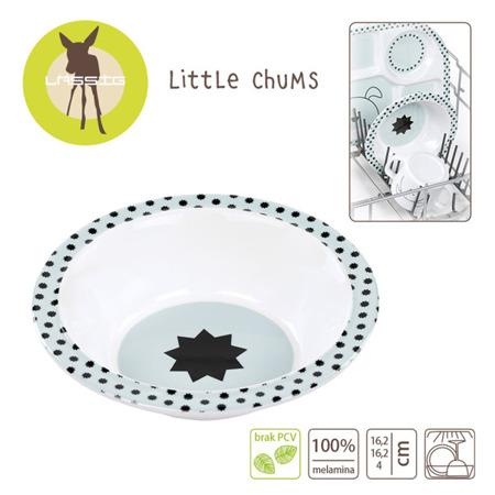 Miseczka dla dzieci z melaminy Little Chums Pies, Lassig