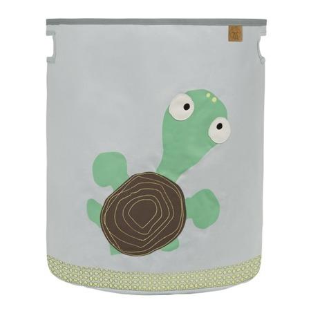 Pojemnik, kosz na zabawki do pokou dziecka Wildlife Żółw, Lassig