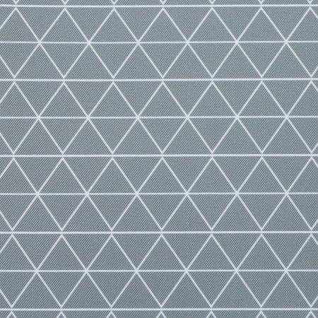 Torba z akcesoriami do wózka dla mamy Shoulder bag Tiles grey, Lassig Marv