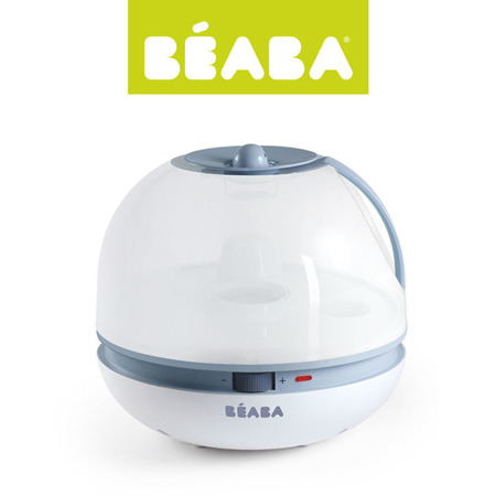 """Ultradźwiękowy nawilżacz powietrza 2,5l - cichy nawilżacz do pokoju dziecka """"Silenso"""" mineral, BEABA 920313"""