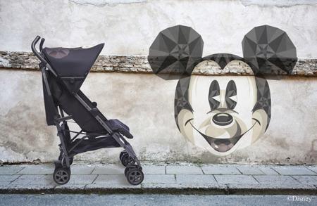 Wózek spacerowy / spacerówka 6,5kg Mickey Diamond, Disney by Easywalker