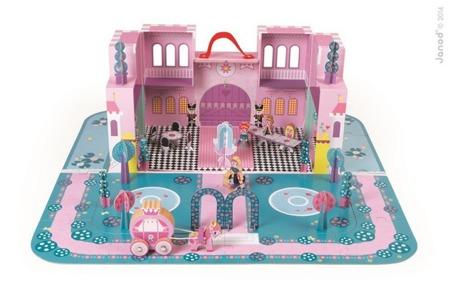 Zamek księżniczki w walizce, Janod